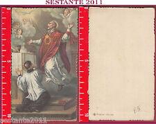 3031 SANTINO HOLY CARD S. SAN GIUSEPPE CALASANZIO JOSEPHUS CALASANTIUS NB
