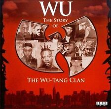 NEW - Wu: The Story Of The Wu-Tang Clan by Wu-Tang Clan
