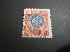 mexico stamp old   timbre mexique