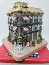 Liberty Falls Americana AH80 Ausberg's Brewery miniature Christmas village