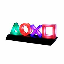 Official Playstation Icon Light Battery & USB Powered Gaming Mood Light
