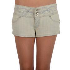 Future Generation Womens Ladies Denim Jean Shorts Hot Pants - Size 8