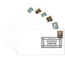 USPS New Classics Forever First Day Cover set of 6