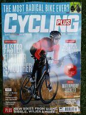 CYCLING PLUS BIKE MAGAZINE FEB 2020 ~ GIANT DEFY CANNONDALE SYNAPSE SPECIALIZED