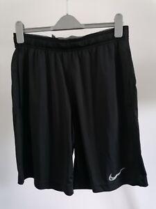 Nike Dri-Fit Basketball Shorts Mens Small Black