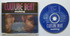 ⭐⭐⭐⭐  Anything  ⭐⭐⭐⭐ Culture Beat  ⭐⭐⭐⭐  5 Track CD  ⭐⭐⭐⭐