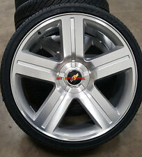 "22"" Chevy Texas Edition Style Rims 5 lug Wheels 5x127 Tahoe GMC Suburban Caprice"