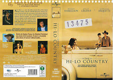 THE HI-LO COUNTRY (1998) vhs ex noleggio