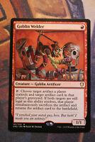 Goblin Welder  Commander Anthology 2018     Magic MTG VO NM