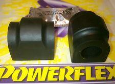 2 Pu-Buchsen 18mm Stabilisator HA Powerflex BMW Z3 Z4 E36 E46 E39 PFR5-504-18BLK