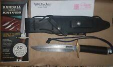 """RANDALL MODEL 1-7 FIGHTING KNIFE & SHEAT RANDALL SULLIVAN MODEL """"C"""""""