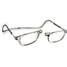 Top quality Reading Glasses Clic Classic Grey + Hoya Lens