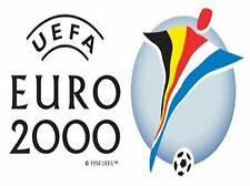 2000 Euro Czech Republic vs Denmark on DVD