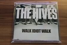 The Hives - Walk idiot walk (2000) (1-Track Promo) (Polydor-IDIOT1)