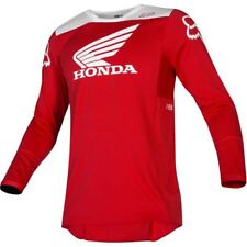 Maglia moto Cross Fox 180 HONDA RED TG XXL