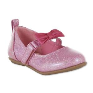 Toddler Girls' Disney PrincessMary Jane Shoe, Pink Sz: 6,7,8,9,10,11,12