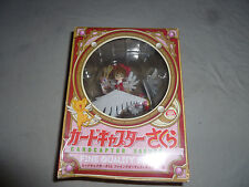 NEW IN BOX CARDCAPTOR SAKURA JAMMA  FIGURE JAPAN ANIME MANGA WINGS STAND CHERRY