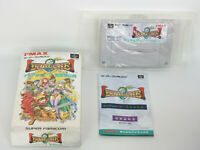 DUAL ORB 1 Ref/bcc Super Famicom Nintendo Japan sf