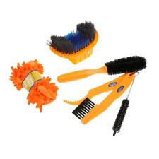 Bicycle Chain Cleaner Bike Brush Scrubber Tool Mountain Cycling Cleaning Kit