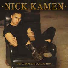 6 CD BOX SET, NICK KAMEN, COMPLETE COLLCETION, REMASTERED, Madonna,