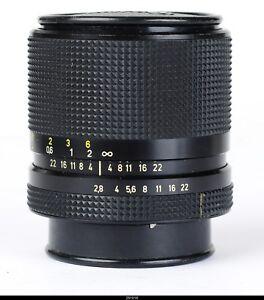 Lens Zeiss West Germany  Distagon 2.8/25mm Rollri HFT  for Rollei SL35