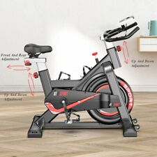 Exercise Bike/Cycle Gym Adjustable Resistance Home Fitness Training Equipment US