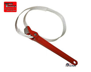 Strap Wrench for filter removal 300mm T&E Tools J5103