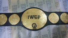 New IWGP Tag Team Wrestling Championship belt,  adult size