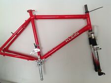 Klein Pinnacle MTB Rahmen NEU Retro Kult incl. Spinner Fork Frame Frameset NEW