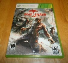 Dead Island (Microsoft Xbox 360, 2011) Complete with Manual - Zombies - Tested
