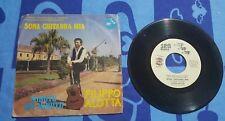 Filippo Alotta sona chitarra mia minutu ppi 45 giri usato 2 festival siciliana