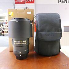 Used Nikon AF-S 300mm f4 E PF ED VR  Lens  - 1 YEAR GTEE