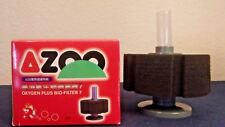 Azoo Oxygen Plus Bio-Filter 7 Sponge Aquarium NEW