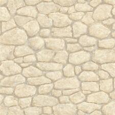 Cream Creek Rock on Easy Walls Wallpaper HTM49435