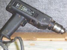 """Black & Decker 3/8"""" Basic 7144 Variable Speed Reversing Drill Works Well"""