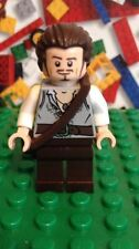 LEGO WILL TURNER MINIFIGURE  Pirates of The Cribbean 4184 Black Pearl