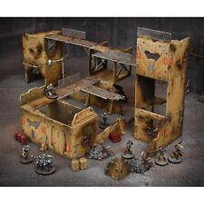Terrain Crate Gang Warzone *Modular Plastic Sci-Fi Scenery* Mantic