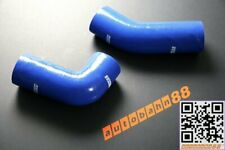 Autobahn88 Silicone Blue Intercooler Hose Fit Mazda RX7 13B FD3S Direct Bolt on