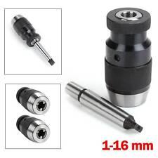Bohrfutter Schnellspann-Bohrfutter 1-16mm B18 Mit Kegeldorn MK2 Austreiblappen