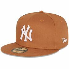 New Era 59Fifty Fitted Cap - New York Yankees toffee