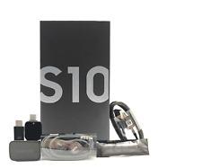 Fully Unlocked Samsung Galaxy S10 128GB (GSM+CDMA) SM-G973U [New Unused]