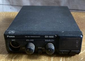 Pama UK CB Model GX-1000 *Spares/Repairs* See Description
