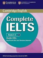 Complete. Complete IELTS Bands 4-5 Class Audio CDs (2) by Brook-Hart, Guy|Jakema