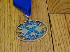 DANCE XPLOSION NATIONAL TALENT DANCE COMPETITION MEDAL AWARD RIBBON