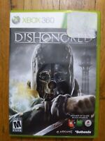 USED (Complete) - Dishonored - Microsoft Xbox 360 - Free Shipping