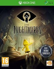 Little Nightmares & Original Soundtrack Xbox One * NEW SEALED PAL *