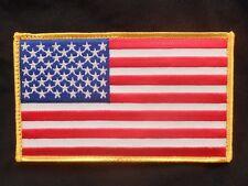 "LARGE US FLAG 5"" x 3"" Navy SEAL Team 6 DeVGRU CAG SFOD-D NSW TIER 1 COMBAT PATCH"