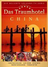 DAS TRAUMHOTEL: CHINA (Christian Kohlund, Gaby Dohm, Peter Weck) NEU+OVP