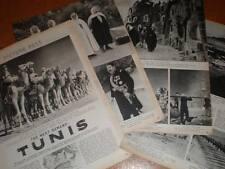 Article photos Italy wants Tunis Tunisia 1939
