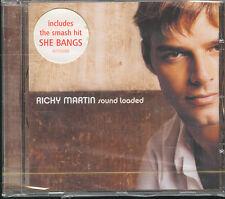 RICKY MARTIN - SOUND LOADED - CD (NUOVO SIGILLATO)